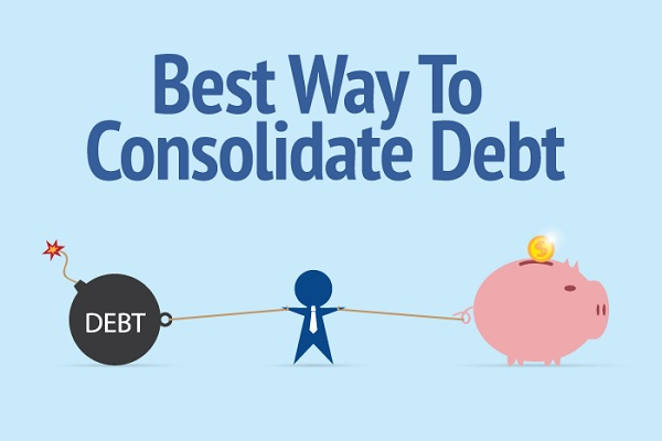 Ways to Consolidating your debt