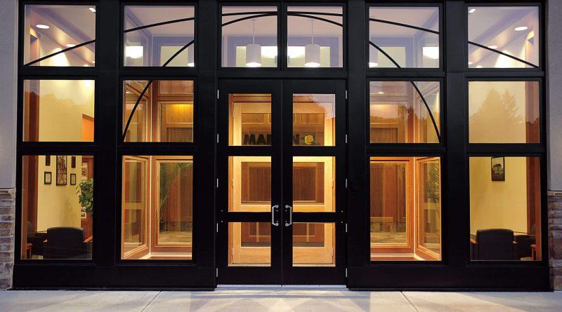 Commercial Door Options