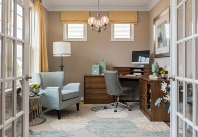 4 Things You'll Want for Your Home Office