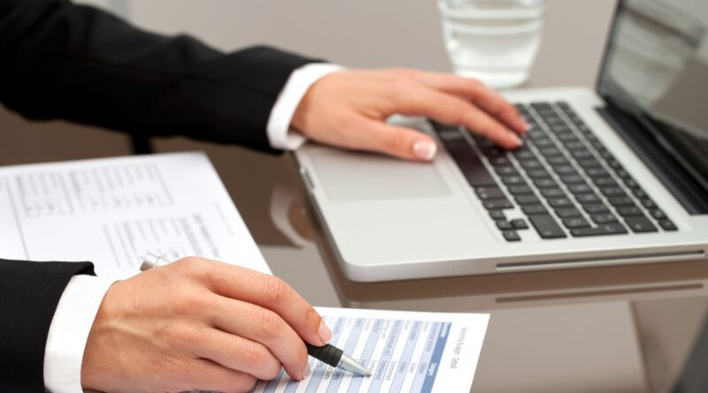 An Accounting Firm Can Help You With Taxes